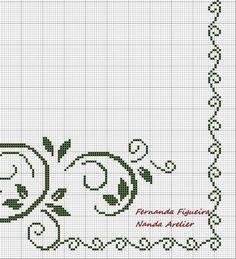 Cross Stitching, Cross Stitch Embroidery, Cross Stitch Patterns, Crochet Chart, Filet Crochet, Embroidery Letters, Knitting Charts, Flower Frame, Pin Cushions
