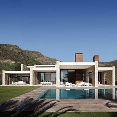Moderne Architektur Moderne definieren Lifestyle In Spanien