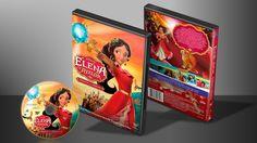 Elena De Avalor - Pronta Para Reinar - Capa   VITRINE - Galeria De Capas - Designer Covers Custom   Capas & Labels Customizados