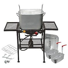 Bass Pro Shops 36-Quart All-In-One Fryer Kit | Bass Pro Shops: The Best Hunting, Fishing, Camping & Outdoor Gear