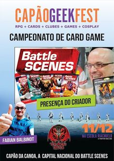 Fabian Balbinot - MagicJebb: #Marvel #BattleScenes - Fabian Balbinot, criador d...