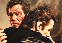 "spones: "" ""Companion, do you love the man?"" ""I do not understand."" """