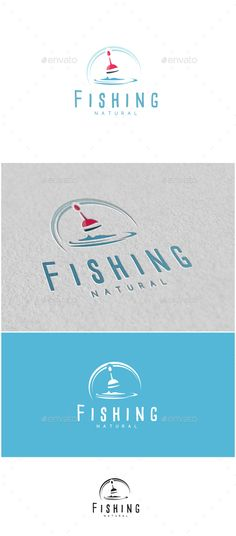 Fishing Logo — EPS Template #carp #ecology • Download ➝ https://graphicriver.net/item/fishing-logo/18325466?ref=pxcr