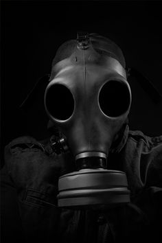gas mask 2 - Android Wallpapers HD