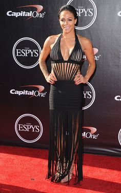 Hottest Bodies on the 2014 ESPYs Red Carpet | Sydney Leroux, Soccer Player
