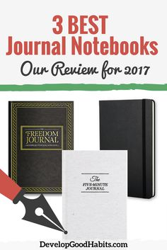 Our Picks for Best Journal Notebooks
