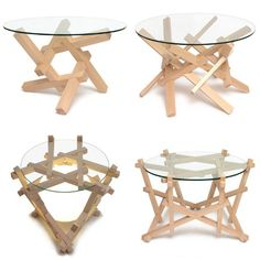 tables that are geometrically amazing