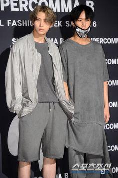 Taek Woon and Won Sik.