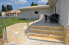 santos apartment no 35 in corfu, luxury balcony Corfu Apartments, Luxury Apartments, Luxury Homes, Holiday Apartments, Luxury Holidays, Holiday Time, Balcony, Greece, Patio