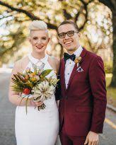 Modern Community Art Wedding in Savannah (21)