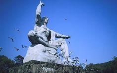 平和公園(平和祈念像・平和の泉)