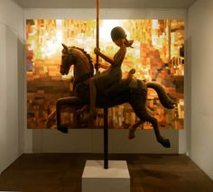 Shintaro Ohata, sculptures popping out of paintings - ego-alterego.com