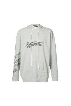 {Adaptation / 01 clothing / 04 knitwear / 03 sweatshirt} Oversized Venom Hoodie