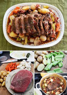 Great Pot Roast Recipe