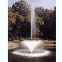 Floating Pond Fountains by Scott Aerator Co. for large lakes and ponds at a discount Pond Design, Landscape Design, Lawn Care Tips, Outdoor Fun, Outdoor Decor, Pond Fountains, Big Shot, Pond Ideas, Garden Ideas