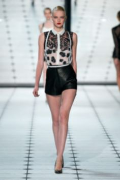 Jason Wu - Collection - Spring 2013...Want that top!