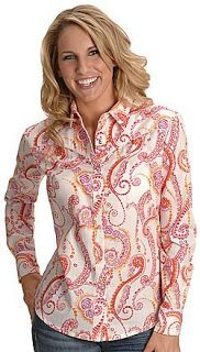 cowgirl clothes | women that enjoy western clothing are opting to wear western shirts ...