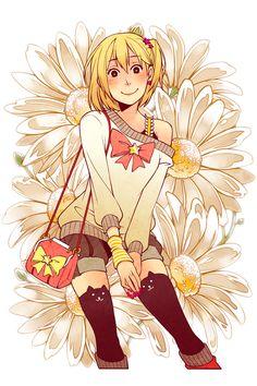 Haikyuu!! - Hitoka Yachi (daisy)