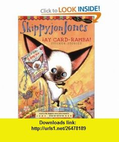 �Ay Card-ramba! (Skippyjon Jones) (9780448448190) Judy Schachner , ISBN-10: 044844819x  , ISBN-13: 978-0448448190 , ASIN: 044844819X , tutorials , pdf , ebook , torrent , downloads , rapidshare , filesonic , hotfile , megaupload , fileserve