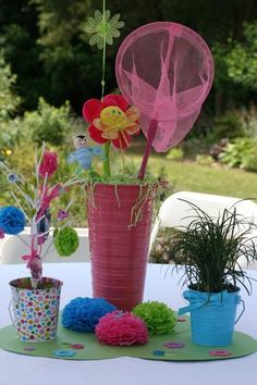 cute ideas for table centerpieces