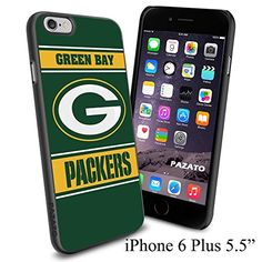 """NFL G GREEN BAY PACKERS , Cool iPhone 6 Plus (6+ , 5.5"""") Smartphone Case Cover Collector iphone TPU Rubber Case Black [By NasaCover] NasaCover http://www.amazon.com/dp/B012BCLFXK/ref=cm_sw_r_pi_dp_TKoXvb1248HYF"""
