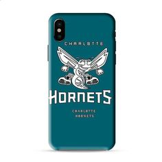 Charlotte Hornets Basketball Yescoloring Iphone X 3D Case Caseperson