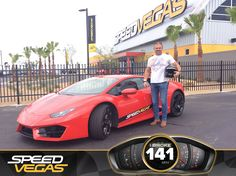 High-speed dreams made possible at #SPEEDVEGAS