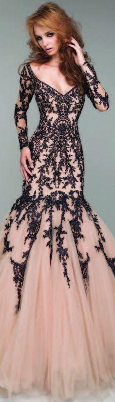 PAVONI Collection Resort 2013 #long #dress <3