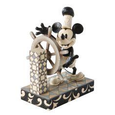 Sailing Mickey