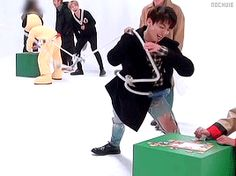 Kookie being able to pull yoongles cuz he's a muscle pig,,,while showing no mercy to that costumed idiot is a big fat mood