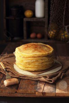Kanela und Lemon: Lemon Pancakes und Anis