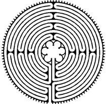 Labyrinths as spiritual practice.