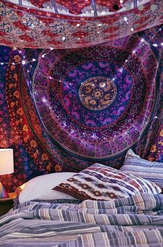 Scarf Tapestry Indie Swag Grunge Soft Tumblr Urban Outfitters Purple Wall Hanging Bedroom Alternative Style