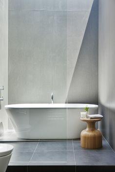 Casa Malvern / Canny Design Salle de bain // douche // baignoire