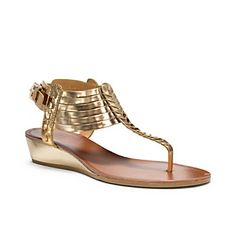 Product: COACH INDIA HUARACHE WEDGE SANDAL