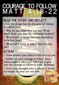 Engage Worship - Worship Ideas - 'Courage' Prayer Stations