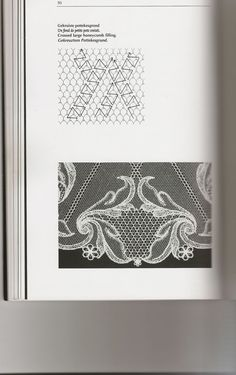 Archivo de álbumes Tambour Beading, Tambour Embroidery, Vintage Embroidery, Embroidery Stitches, Embroidery Patterns, Hand Embroidery, Needle Lace, Bobbin Lace, Drawn Thread