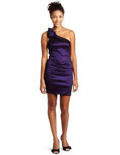 Wishes Wishes Wishes Juniors Rosette One Shoulder Dress           ($55.96) http://www.amazon.com/exec/obidos/ASIN/B005KOYZ3Y/hpb2-20/ASIN/B005KOYZ3Y