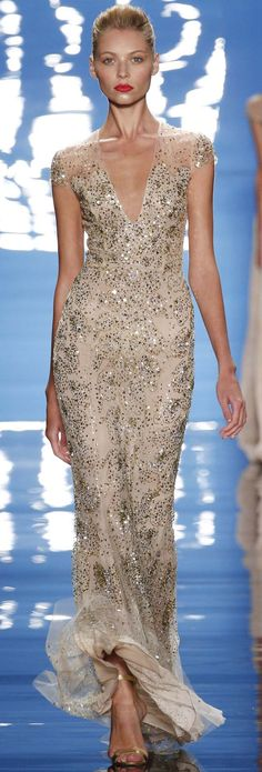 Reem Acra Spring Summer 2013 Ready To Wear collection