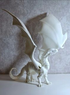 ImageFind images and videos about dragon, bjd and bjd dragon on We Heart It - the app to get lost in what you love. Fantasy Dragon, Dragon Art, Fantasy Art, Magical Creatures, Fantasy Creatures, Wings Of Fire, 3d Prints, Ooak Dolls, Ball Jointed Dolls