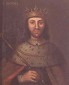 King Manuel I of Portugal chose Vasco da Gama to lead the expedition to discover a route to India. His intentions were not purely economic, he also sought to conquer Islam and become King of Jerusalem. Fernand De Magellan, Portuguese Royal Family, Charles Quint, History Of Portugal, King Of Jerusalem, Royal Monarchy, Pope Leo, Tudor Era, Royals