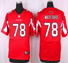 arizona cardinals jersey 78 earl watford red team color nfl nike elite jerseys