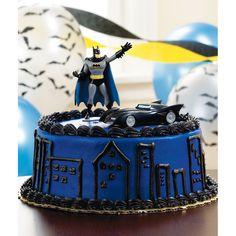 Batman Cake Topper from Punchbowl