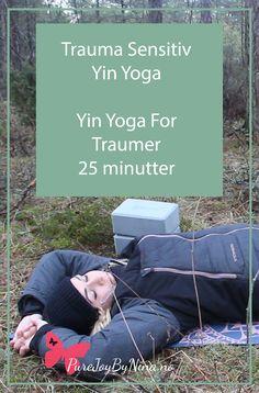 Trauma Sensitiv Yin Yoga  #yinyoga #traumasensitivyoga #yoga #yogafortrauma #purejoybynina Generalized Anxiety Disorder, Yin Yoga, Yoga Videos, Self Development, Dares, Self Help, Trauma, Self Love, Mental Health