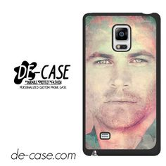 Paul Walker DEAL-8503 Samsung Phonecase Cover For Samsung Galaxy Note Edge