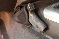 Aztec Tactical Vehicle Holster - the best way to carry concealed in your car