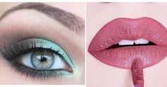 Maquillaje de ojos y labios de plena tendencia, ¡encuentra el tuyo!