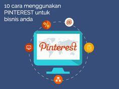 Ternyata Pinterest juga banyak digunakan berbagai bisnis di dunia untuk mempromosikan produk atau sekedar memperkenalkan brand mereka. Melalui artikel kali ini, Media Hati akan coba membagikan 10 c…