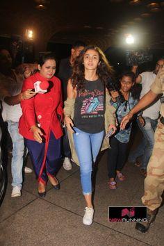 Alia Bhatt goes to Singapore for Gauri Shinde movie song shoot