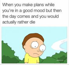 Every time #rickandmorty Follow me @jerrysmithposting for more rick and morty memes, art and shitposts
